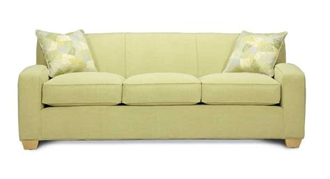 rowe furniture sofa fabrics rowe horizon three seat fabric sofa belfort furniture