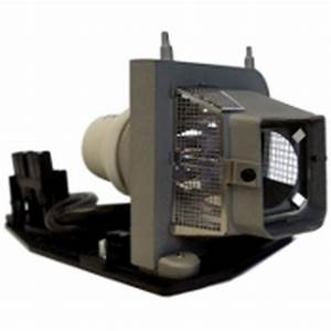 projectorquest dell 1409x projector lamp module With lamp light on dell projector