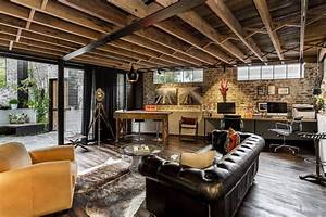 20, 1, Industrial, Style, Home, Office, Inspiration, To, Get, A, Bunch, Of, Ideas