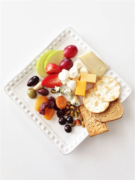 square plate sets anatomy of a cheese plate the fork
