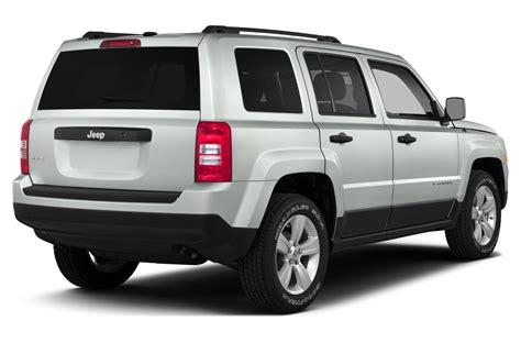 2018 Jeep Patriot Price Photos Reviews Features