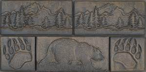 tile borders for kitchen backsplash the animal tiles terry tiles