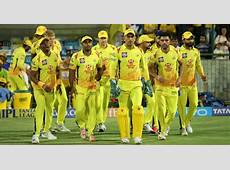 IPL 2019 Chennai Super Kings schedule for first two weeks