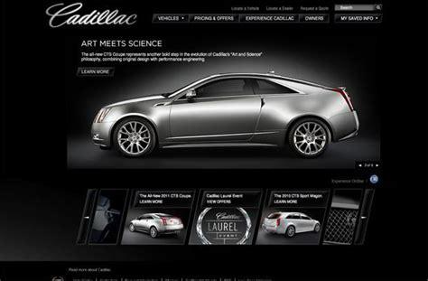 Car Designer Website by 101 Spectacular Cars Website Designs Monsterpost