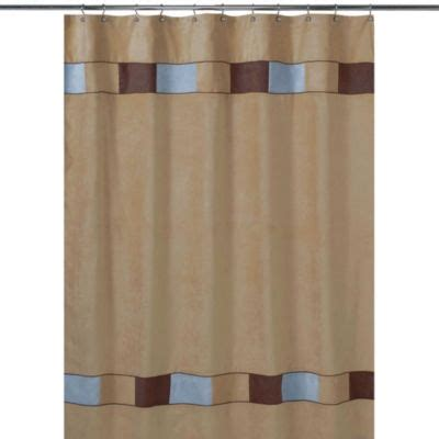 brown shower curtains buy brown shower curtains from bed bath beyond