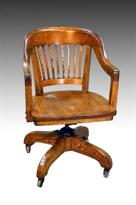 used wood bankers chair 17 best images about bankers chairs on vintage