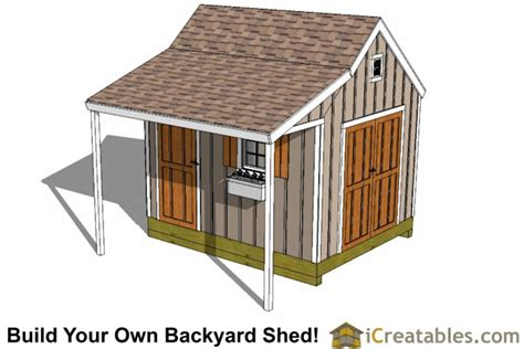 10x12 gambrel storage shed plans with porch 10x12 shed plans with porch cape cod shed new