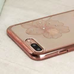 Rose Gold Crystal Case Plus iPhone 7