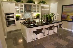 Transitional kitchen design cabinets photos style ideas for Transitional kitchen designs