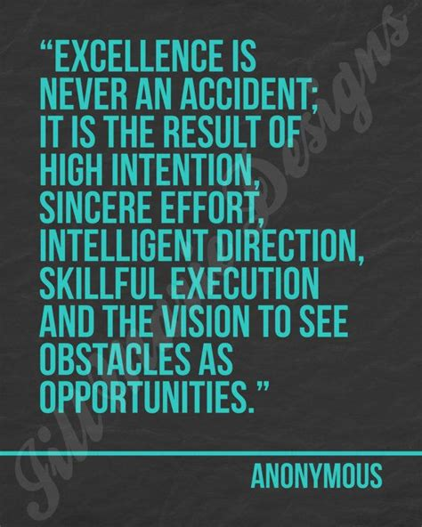 excellence quotes ideas  pinterest