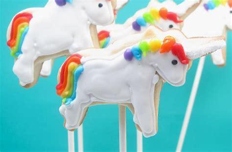 foodista  unicorn cookies turn fantasy  reality