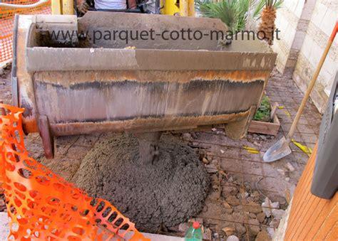 pavimentazione cortile esterno massetto per esterno pavimenti a roma