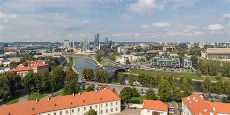 File:Vilnius Modern Skyline, Lithuania - Diliff.jpg