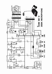 12 Icom Sm 8 Schematic Diagram