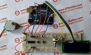 Stepper Motor Control System Based On Arduino With Uln2003