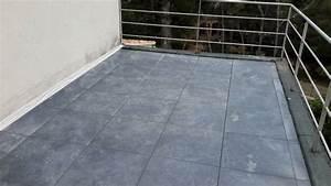 Dalle Sur Plots : etanch it de terrasse carry le rouet avec dalles sur plots entreprise tanch it terrasse ~ Farleysfitness.com Idées de Décoration