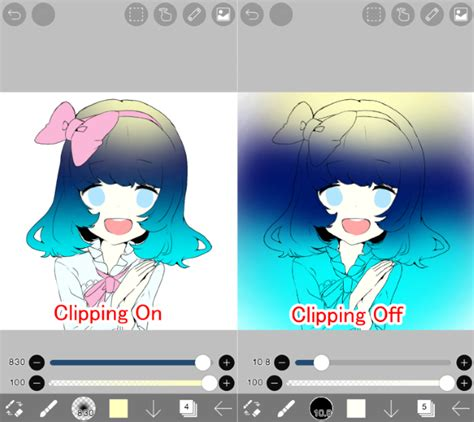Coloring Tutorial Ibispaint by 26 Layer Clipping Is Convenient How To Use Ibispaint