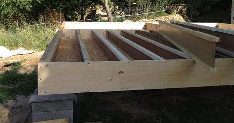 poutre pour plancher bois maison design hompot