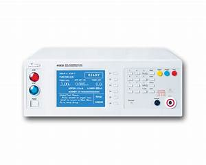 China Ainuo Ac  Dc Hipot  Insulation Resistance Tester