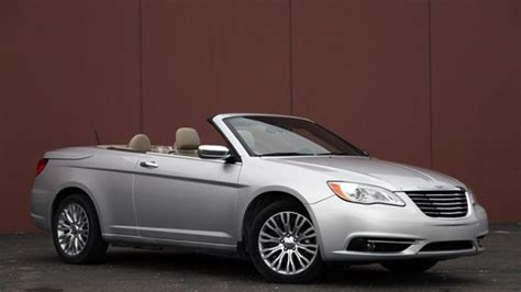 2011 Chrysler 200 Convertible by Drive 2011 Chrysler 200 Convertible Autoblog