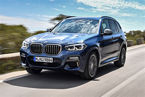 New Bmw X3 2017 Review  Auto Express