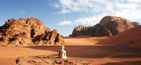 jordan wadi rum   desert time  travel