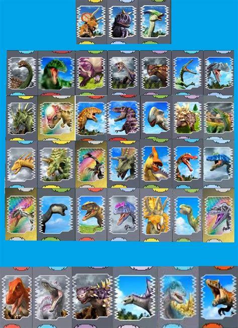 Los mejores juegos de dinosaurios gratis est�n en juegos 10.com. Image - CARTAS 2.jpg | Dinosaur King | FANDOM powered by Wikia