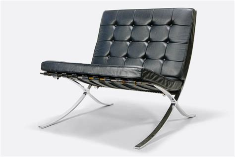 See more ideas about barcelona chair, chair, barcelona. Vintage   Knoll   Barcelona Chair   Black   Leather   The ...