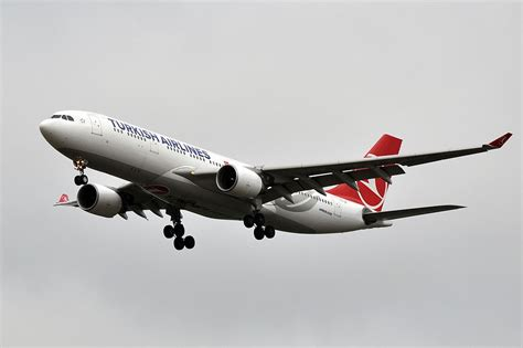 Turkish Airlines Fleet Airbus A330-200 Details and ...