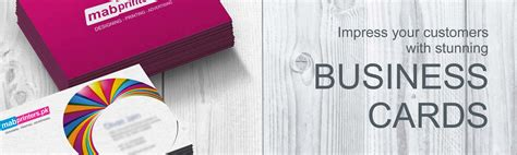 mab printers  printing business stationery