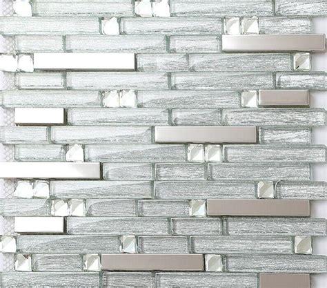 Groutless Porcelain Floor Tile by Metal With Base Backsplash Tiles 304 Stainless Steel Sheet