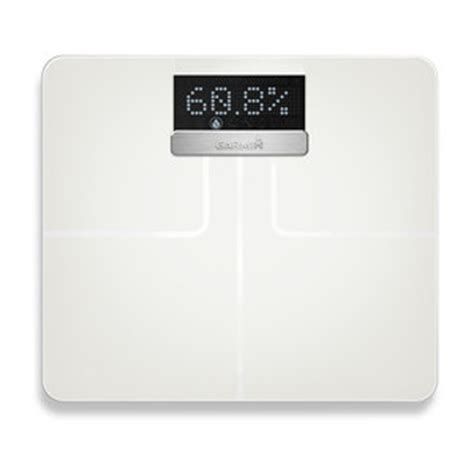 garmin index smart scale body weight scale
