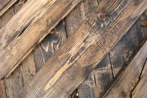 distressing wood young house love how to make new wood look old