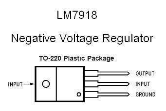 Negative Voltage Regulator Nightfire