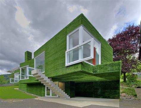 Green Home Design by Eddy Choice Green House In Austria