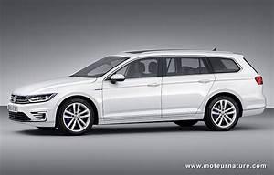 Volkswagen Hybride Rechargeable : volkswagen passat gte familiale hybride rechargeable ~ Melissatoandfro.com Idées de Décoration