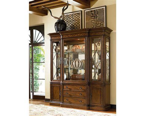 green hills china cabinet dining room furniture thomasville furniture