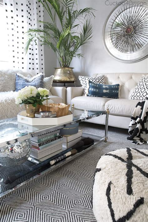 We mean, how else do you. How to style a two-tier coffee table | Cuckoo4Design
