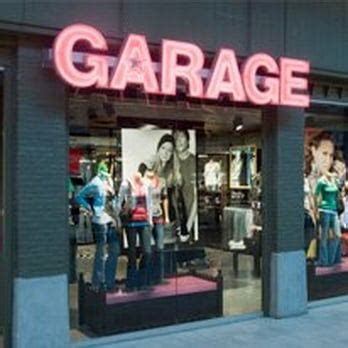 the garage clothing garage s clothing 137 avenue 66