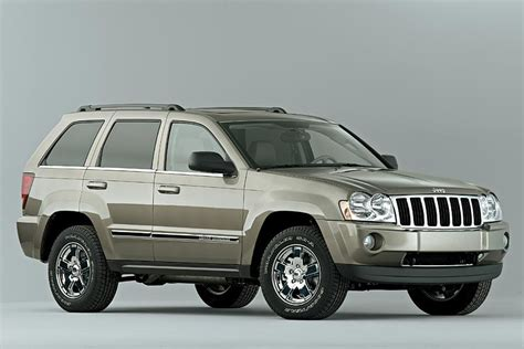 2005 Jeep Grand Cherokee Reviews, Specs And Prices Carscom