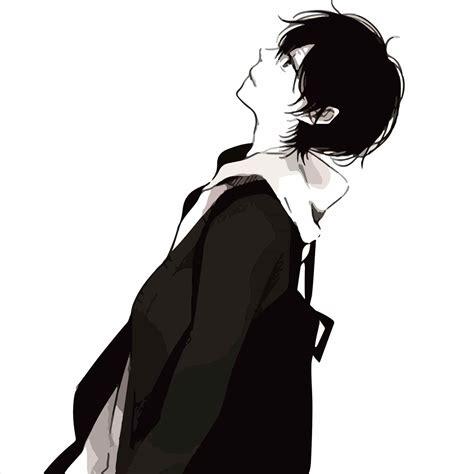 sad anime boy wallpapers wallpaper cave