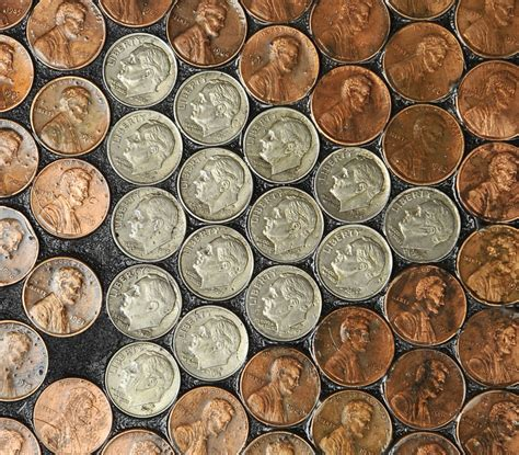 what are pennies made of cents and sensibility portland press herald