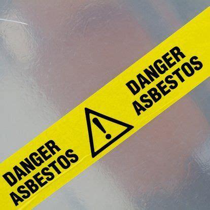 recognize  remove asbestos ceiling tiles