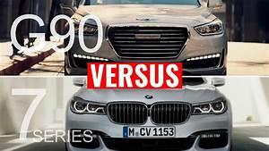 Bmw Serie 7 2017 : 2017 genesis g90 vs bmw 7 series youtube ~ Nature-et-papiers.com Idées de Décoration