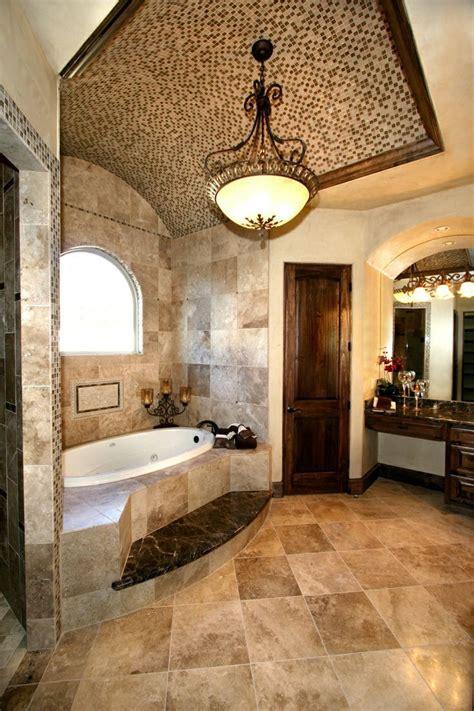 Tuscan Style Bathroom Ideas by Best 25 Tuscan Bathroom Decor Ideas On Tuscan