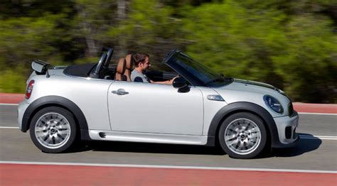 mini roadster cooper   review car magazine