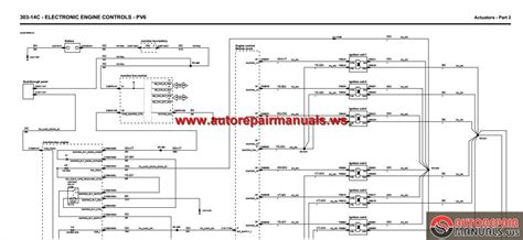 jagual xf 2010 2011 vin r47154 s20752 electrical wiring