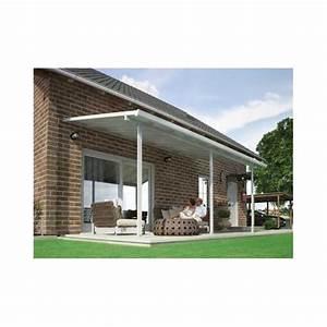 Toit Terrasse Aluminium : toit terrasse en aluminium de 5 4 x 3m promo ~ Edinachiropracticcenter.com Idées de Décoration