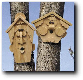 Diy Bird Houses Free House Woodworking Plans From