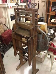 Washing Machine Late 1800s